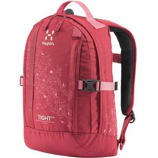 Haglöfs Tight  8 Trekkingrucksack Kinder Brick Red/Tulip Pink