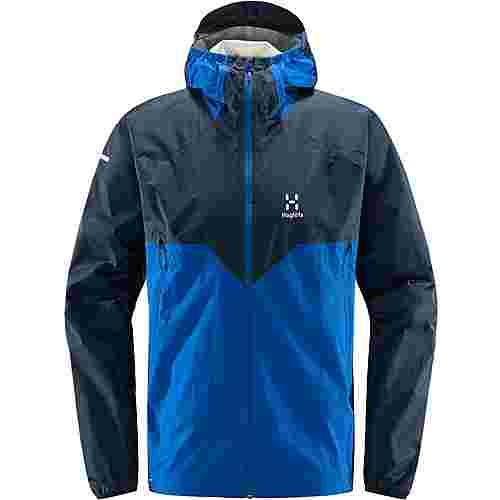 Haglöfs L.I.M PROOF Multi Jacket Hardshelljacke Herren Tarn Blue/Storm Blue