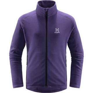 Haglöfs Astro Jacket Fleecejacke Kinder Purple Rain