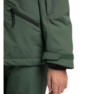 Haglöfs Niva Insulated Jacket Hardshelljacke Kinder Fjell Green