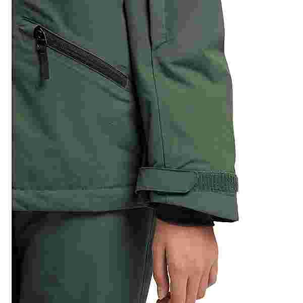 Haglöfs Niva Insulated Jacket Hardshelljacke Kinder Fjell Green