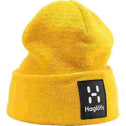 Haglöfs Maze Beanie Skimütze Pumpkin Yellow