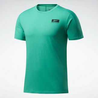 Reebok Speedwick Graphic Move T-Shirt Funktionsshirt Herren Grün