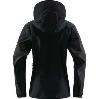Haglöfs GORE-TEX® Roc Spire Jacket Hardshelljacke Damen True Black