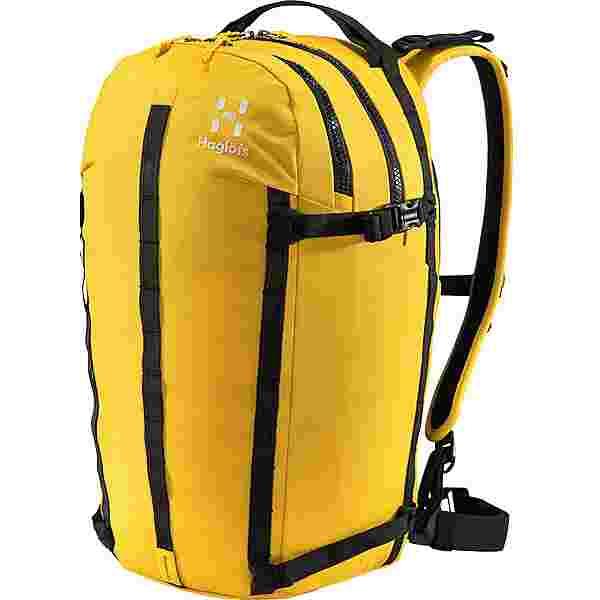 Haglöfs Elation 30 Trekkingrucksack Pumpkin Yellow/True Black