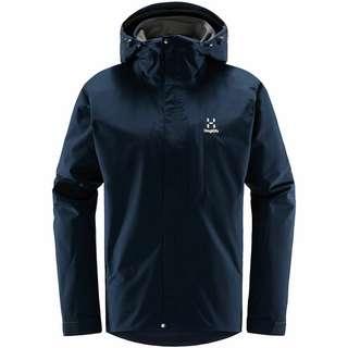 Haglöfs GORE-TEX® Stratus Jacket Hardshelljacke Herren Tarn Blue