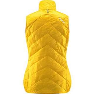 Haglöfs L.I.M Barrier Vest Outdoorweste Damen Pumpkin Yellow