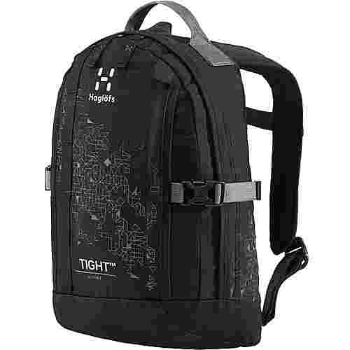 Haglöfs Tight  8 Trekkingrucksack Kinder True Black