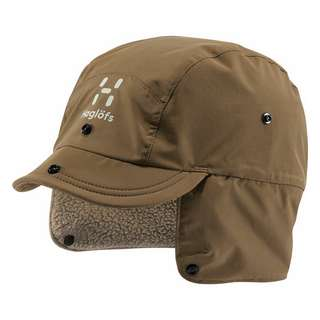 Haglöfs Mountain Cap Skimütze Teak Brown/Dune
