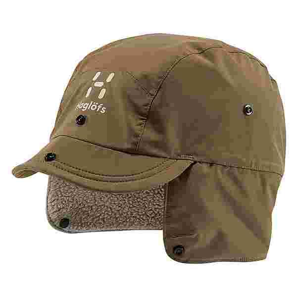 Haglöfs Mountain Cap Skimütze Teak Brown/Dune