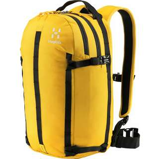 Haglöfs Elation 20 Trekkingrucksack Pumpkin Yellow/True Black