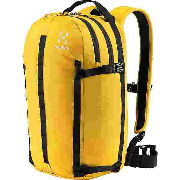 Haglöfs Elation 20 Trekkingrucksack Pumpkin Yellow/True Black
