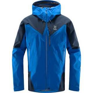 Haglöfs L.I.M Touring PROOF Jacket Hardshelljacke Herren Storm Blue/Tarn Blue