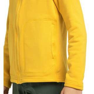 Haglöfs Heron Hood Fleecejacke Kinder Pumpkin Yellow