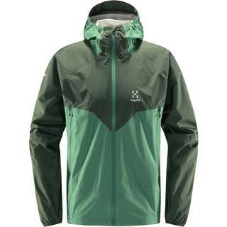 Haglöfs L.I.M PROOF Multi Jacket Hardshelljacke Herren Fjell Green/Trail Green