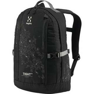 Haglöfs Tight  15 Trekkingrucksack Kinder True Black