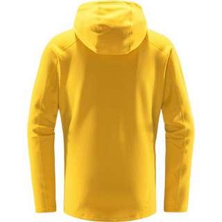 Haglöfs Heron Hood Fleecejacke Herren Pumpkin Yellow