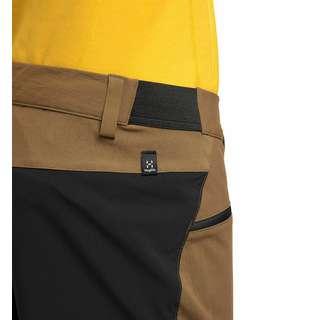Haglöfs Rugged Flex Pant Trekkinghose Herren Teak Brown/True Black