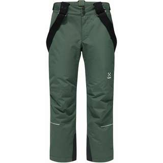 Haglöfs Niva Insulated Pant Funktionshose Kinder Fjell Green