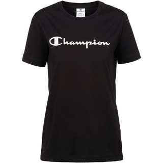 CHAMPION T-Shirt Damen black beauty