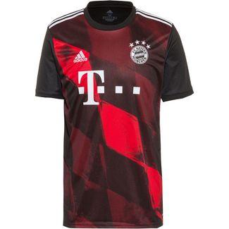 adidas FC Bayern 20-21 3rd Fußballtrikot Herren black