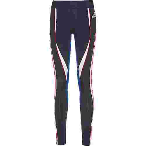 adidas Leggings Damen legend ink