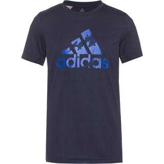 adidas B A.R. PRME TEE Funktionsshirt Kinder legend ink