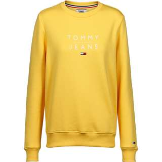 Tommy Hilfiger Essential Sweatshirt Damen star fruit yellow