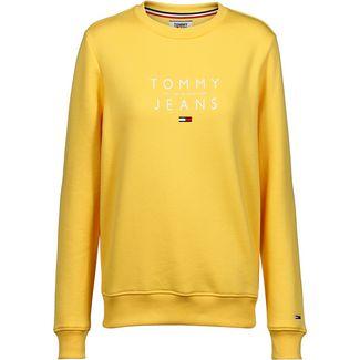 Tommy Hilfiger Essential Sweatshirt Damen star fruit yellow