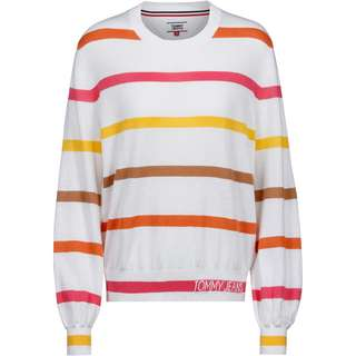 Tommy Hilfiger Sweatshirt Damen ecru-multi