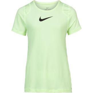 Nike Funktionsshirt Kinder barely volt-black