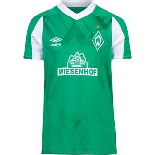 UMBRO Werder Bremen 20-21 Heim Trikot Kinder grün