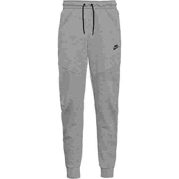 Nike Tech Fleece Sweathose Herren dark grey heather-black