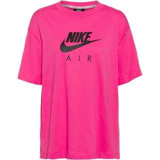 Nike NSW Air T-Shirt Damen pinksicle-black