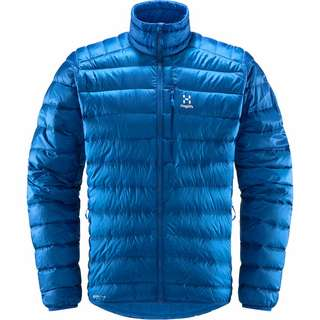 Haglöfs Roc Down Jacket Outdoorjacke Herren Storm Blue