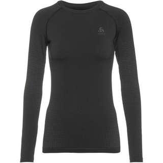 Odlo Funktionsshirt Damen black new odlo graphite grey