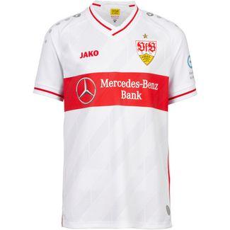 JAKO VfB Stuttgart 20-21 Heim Fußballtrikot Kinder weiß