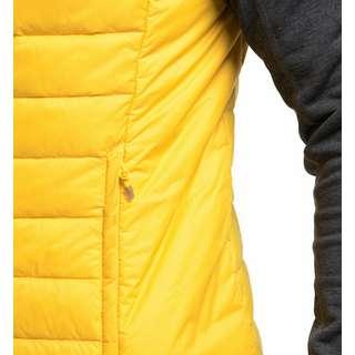 Haglöfs Spire Mimic Vest Outdoorweste Herren Pumpkin Yellow/Habanero