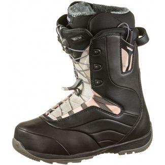 Nitro Snowboards Crown TLS Snowboard Boots Damen BLACK-ROSE