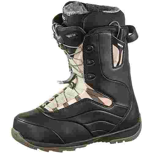 Nitro Snowboards Crown TLS Snowboard Boots Damen BLACK-ROSE