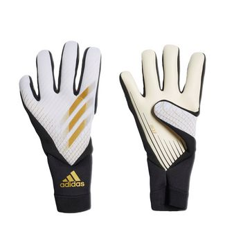 adidas X 20 League Torwarthandschuhe Outdoorhandschuhe Herren White / Gold Metallic / Black