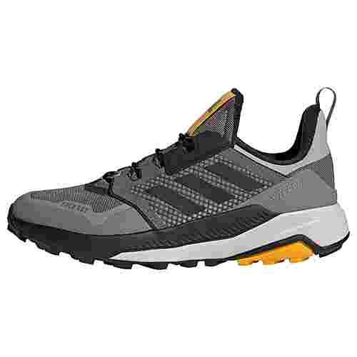 adidas TERREX Trailmaker COLD.RDY Wanderschuh Wanderschuhe Herren Metal Grey / Core Black / Legend Earth