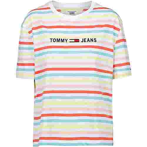 Tommy Hilfiger T-Shirt Damen frozen lemon-multi