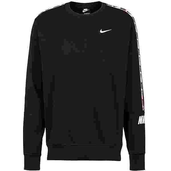 Nike NSW Repeat Sweatshirt Herren black