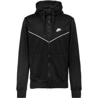 Nike NSW Repeat Sweatjacke Herren black