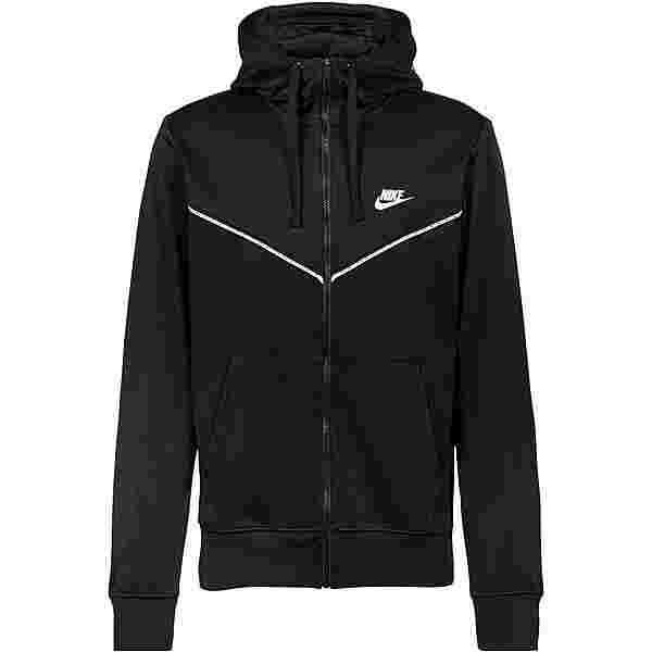 Nike NSW Repeat Polyjacke Herren black