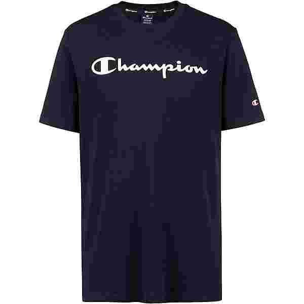 CHAMPION T-Shirt Herren sky captain