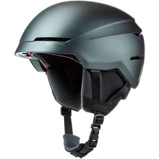 ATOMIC Savor Amid Skihelm dark green