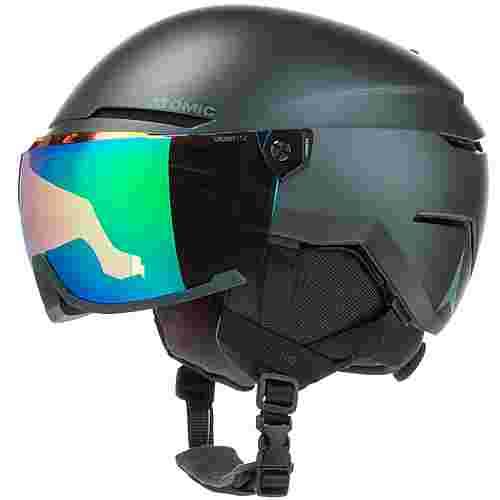 ATOMIC Savor Visor Stereo Skihelm dark green
