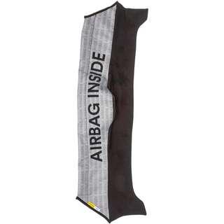 Hövding ÜBERZUG AIRBAG INSIDE Fahrradhelmüberzug grau-schwarz